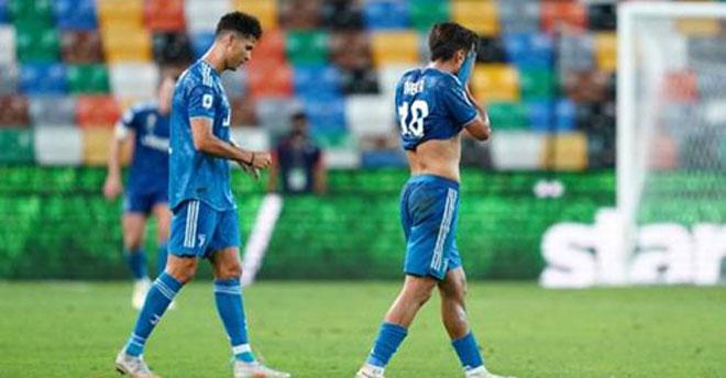 Kịch bản sốc: Juventus & Ronaldo mất ngôi vô địch Serie A 3 vòng cuối? - 1