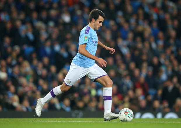 Man City star set to sign new five-year deal for Eric Garcia - Bóng Đá