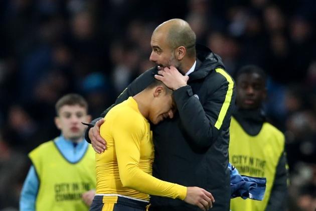 Alexis Sanchez - Pep wants to sign Man Utd flop as part of £150m Man City transfer splurge - Bóng Đá