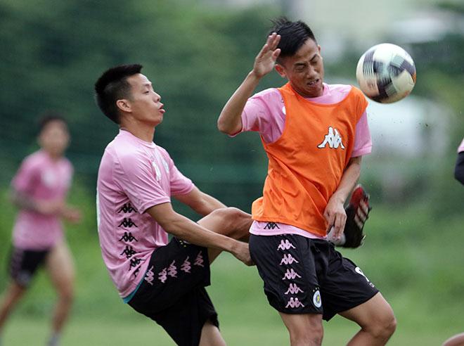 """Đại chiến bóng đá VN: Quang Hải """"tập bắn"""", hưng phấn chờ đấu Công Phượng - 5"""