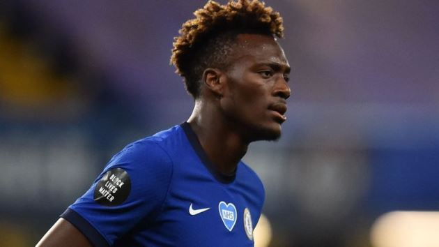 Tammy Abraham Chelsea contract negotiations not affecting form, says Frank Lampard - Bóng Đá