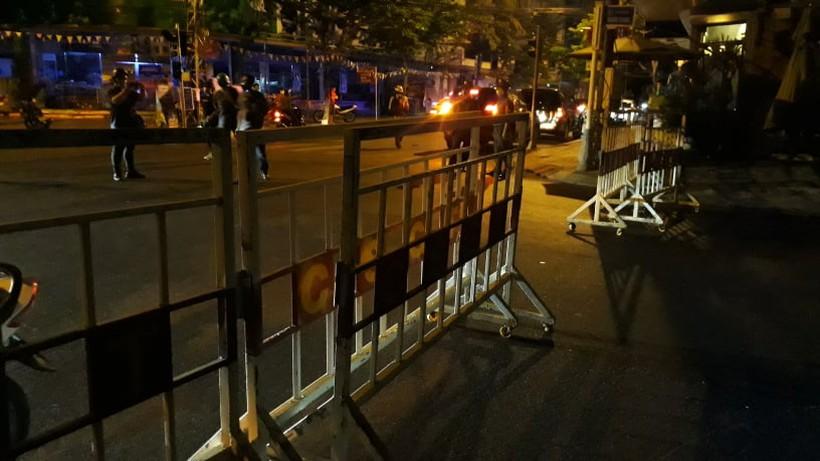 Đà Nẵng đã phong tỏa một số con phố - ảnh 12