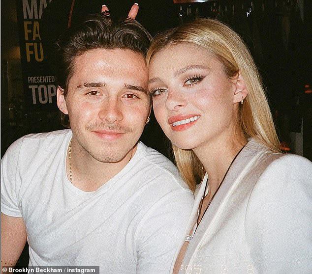 David Beckham cuối cùng cũng chịu lên tiếng về đám cưới sắp tới của cậu quý tử Brooklyn, nhận ngay 4 trái tim tới từ con dâu tương lai - Ảnh 2.