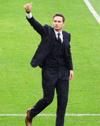 Thành công ở ngay mùa đầu tiên dẫn dắt Chelsea khiến Lampard rất tự tin bước vào giai đoạn mới