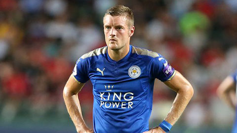 Leicester vs Chelsea: Chờ Jamie Vardy 'giải hạn'