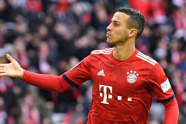 Bayern bán thiago để mua kai Havertz . - Bóng Đá