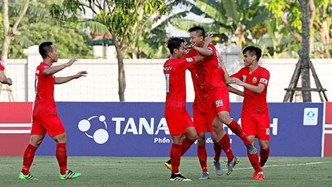 Vòng 5 giải Hạng nhất QG – LS 2020: Bình Phước thắng trận đầu tiên