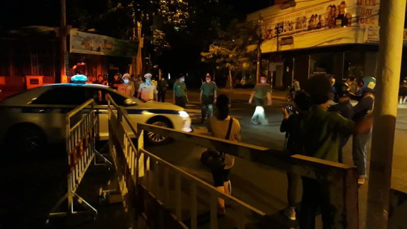 Đà Nẵng đã phong tỏa một số con phố - ảnh 13