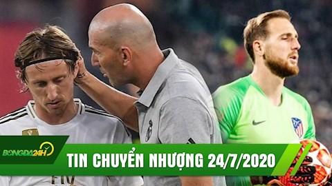 TIN CHUYỂN NHƯỢNG 247 Modric sắp khăn gói rời Real Madrid hình ảnh