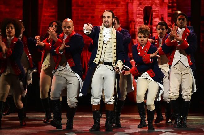 Disney chi 75 triệu USD để sở hữu nhạc kịch Hamilton