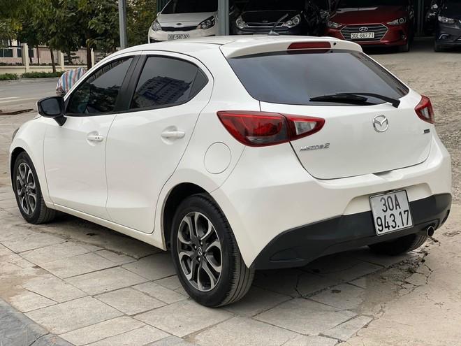 Mazda2 Hatchback giá ngang Honda Brio sau 5 năm sử dụng  - ảnh 1