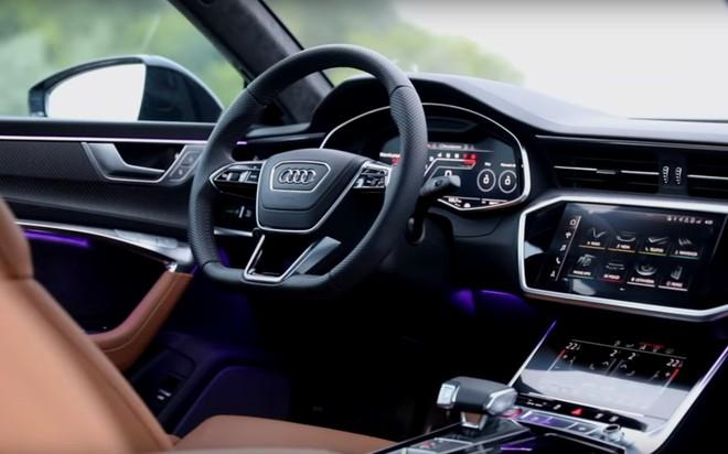 Lộ diện Audi RS7 Sportback 2021 mạnh như siêu xe - ảnh 2
