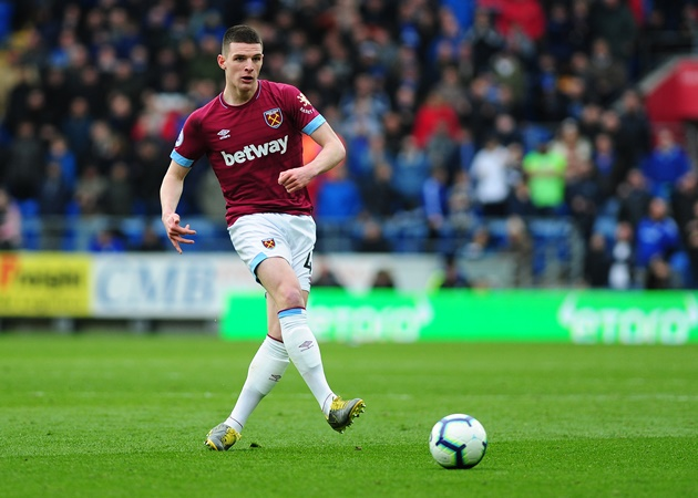 Chelsea to offer two first-team players to West Ham in exchange for Declan Rice - Bóng Đá