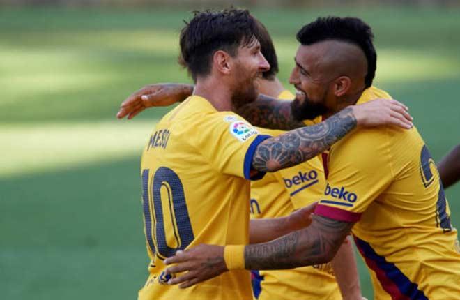 """Video highlight trận Alaves - Barcelona: Messi """"trút giận"""", đại thắng hủy diệt - 1"""