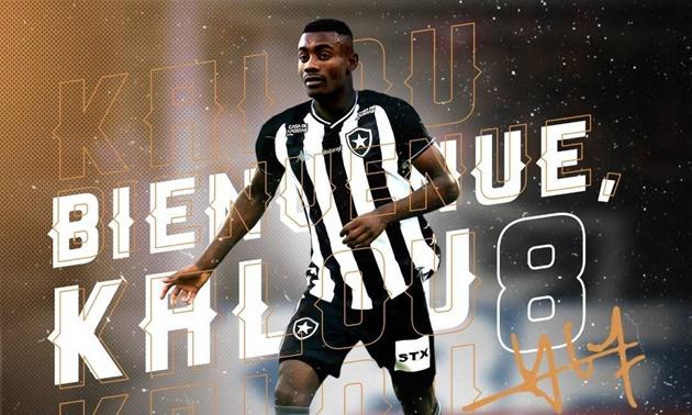 Ivory Coast winger Kalou joins Brazilian side Botafogo - Bóng Đá