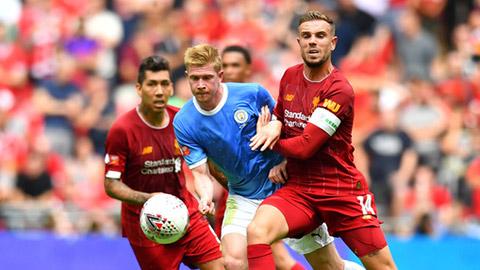 Không cầu thủ Liverpool nào xứng buộc giầy cho De Bruyne
