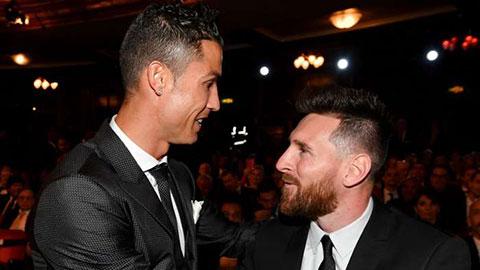 Messi sát cánh cùng Ronaldo sẽ là một vụ nổ cực lớn của bóng đá thế giới