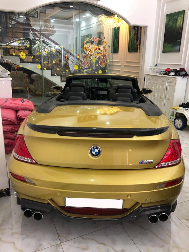 Xe hiếm BMW M6 rao giá 1,7 tỉ đồng tại Việt Nam - ảnh 2
