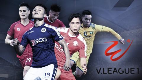 Lịch thi đấu, truyền hình vòng 11 V.League 2020