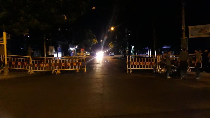 Đà Nẵng đã phong tỏa một số con phố - ảnh 11