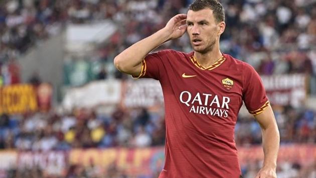 Inter muốn chiêu mộ Dzeko - Bóng Đá