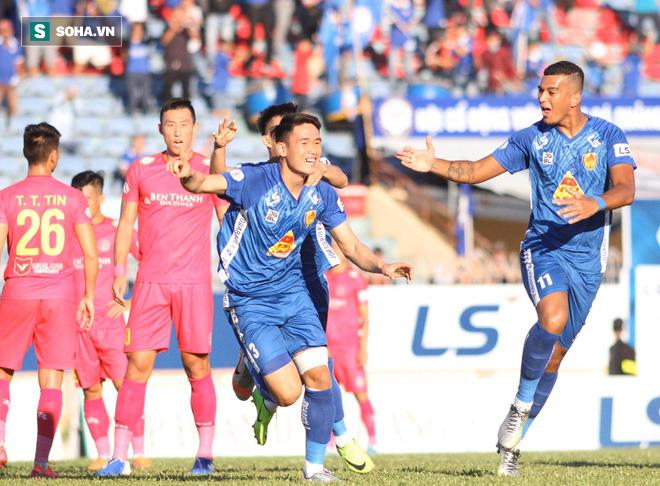 Quảng Nam mới thi đấu với Sài Gòn hôm 24/7 vừa rồi.