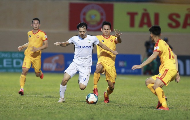 Kết quả, bảng xếp hạng vòng 11 V-League 2020: Bất phân thắng bại - ảnh 1