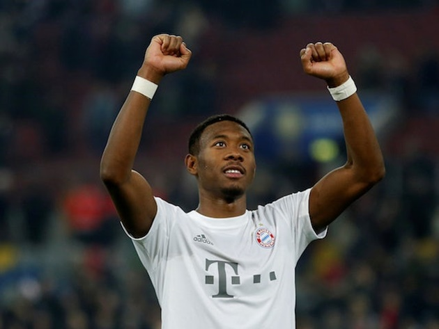Bayern Munich 'allow David Alaba to make decision over Premier League move' - Bóng Đá