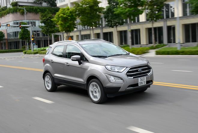 6 mẫu SUV cỡ nhỏ, gầm cao có giá dưới 750 triệu đồng tại Việt Nam - ảnh 7
