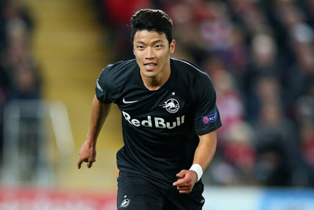 Hwang Hee-chan Expected to Move from FC Salzburg to RB Leipzig   - Bóng Đá