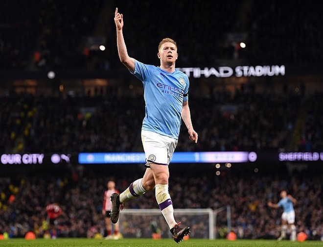 Đánh bại 'vua kiến tạo' De Bruyne, Jordan Henderson là Cầu thủ xuất sắc Ngoại hạng Anh - ảnh 2