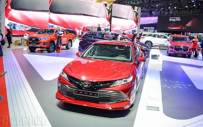 Sedan hạng D: Cuộc đua 'trẻ hóa', Mazda6 thách thức Toyota Camry - ảnh 8