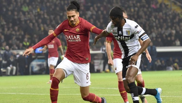 Man Utd và AS Roma chốt thỏa thuận về Smalling - Bóng Đá