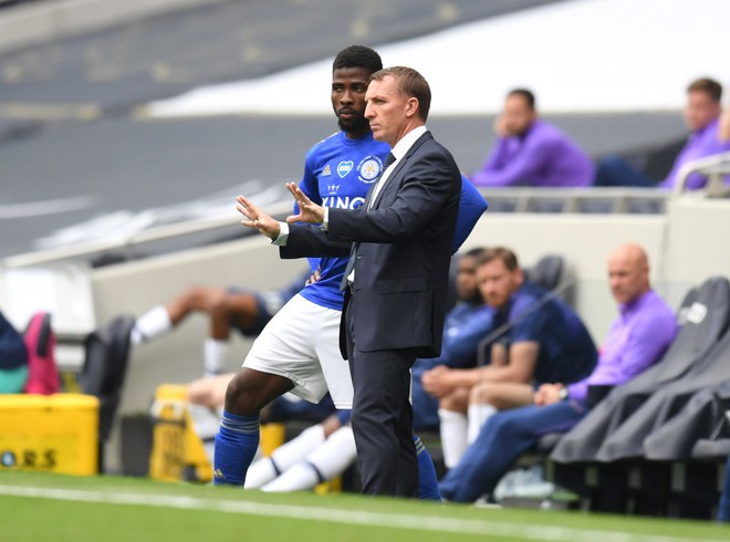 """Kết quả Ngoại hạng Anh, Tottenham 3-0 Leicester: """"Spurs"""" mang tin vui cho M.U và Chelsea - ảnh 2"""