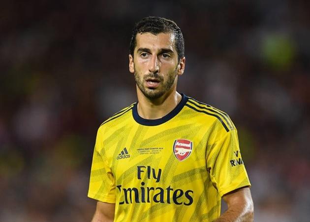 Official: Bukayo Saka will wear #7 at Arsenal next season, previously worn by Henrikh Mkhitaryan. - Bóng Đá