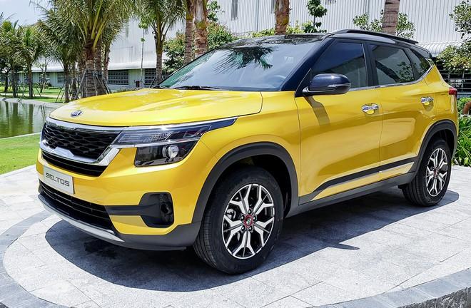 6 mẫu SUV cỡ nhỏ, gầm cao có giá dưới 750 triệu đồng tại Việt Nam - ảnh 2