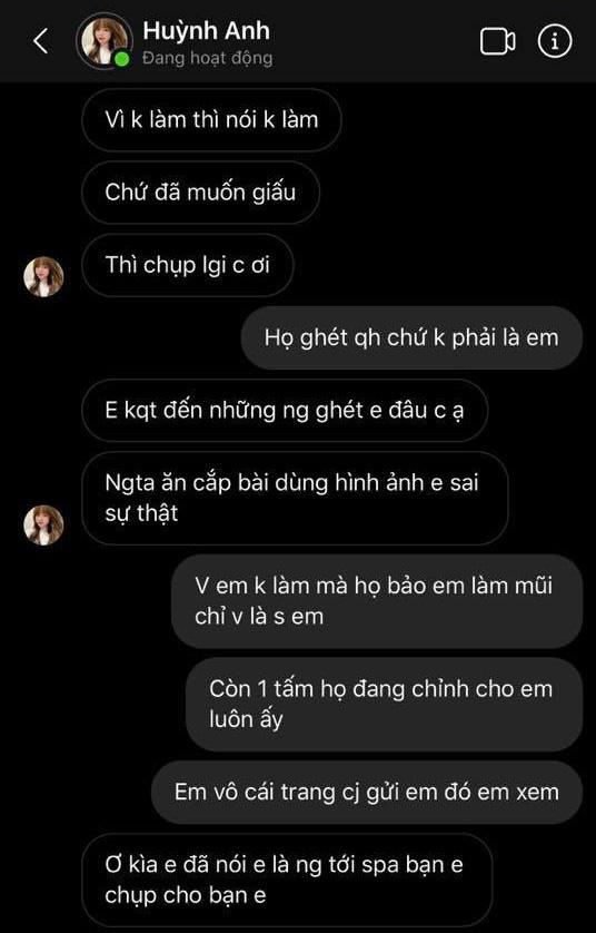 Huỳnh Anh đáp trả anti-fan về nghi vấn dao kéo: Mình thích thì làm đẹp cho mình thôi, nhưng phải qua 25 tuổi mới đi phẫu thuật thẩm mỹ - Ảnh 5.