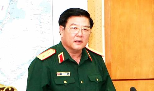 Ban bí thư kỷ luật Trung tướng Dương Đức Hòa - Ảnh 1.
