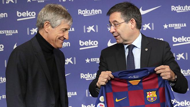 Bong da, Tin tức bóng đá, Barcelona, Bartomeu tạo ra bãi mìn và Setien kích nổ, kết quả bóng đá Tây Ban Nha, kết quả La Liga, bxh La Liga, Real Madrid, Barcelona Atletico