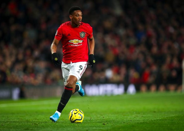 Anthony Martial must show more 'desire and passion', says Manchester United legend Andy Cole - Bóng Đá