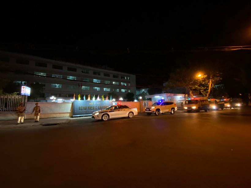 Đà Nẵng đã phong tỏa một số con phố - ảnh 1