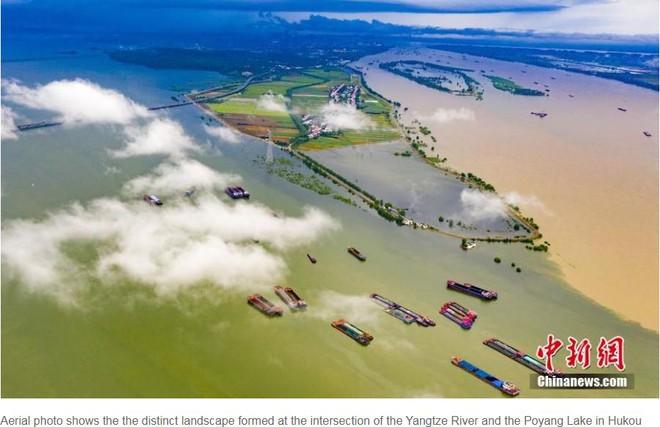158 người chết do mưa lũ tại Trung Quốc - ảnh 2