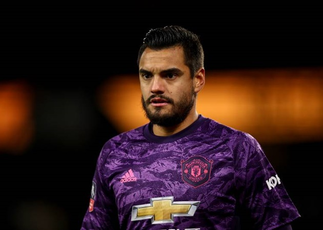 ROMERO: CRITICISM'S A REALITY FOR KEEPERS - Bóng Đá