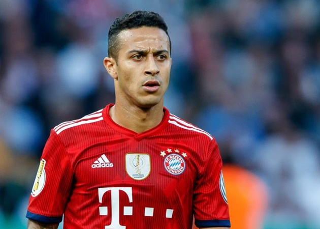 Pep Guardiola lauds Liverpool target Thiago Alcantara and has 'no doubts' over Premier League adaptation - Bóng Đá