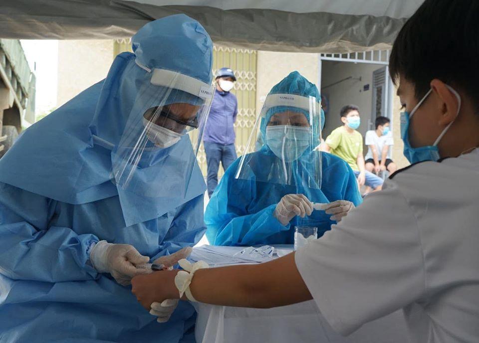 Đà Nẵng đã xác định được hơn 7.000 người là F1 của các ca nhiễm COVID-19 - 1