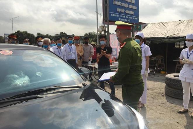 Một chuyên gia người Hàn Quốc vừa rời Hải Phòng nghi mắc Covid-19 - 1